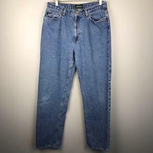 Lauren Ralph Lauren Mom Jeans Vintage sz 12